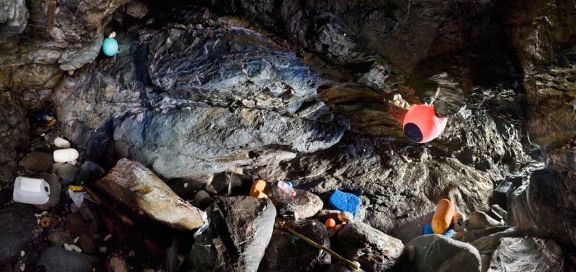 Stone Hole. Sea Cave adj 12-11-7